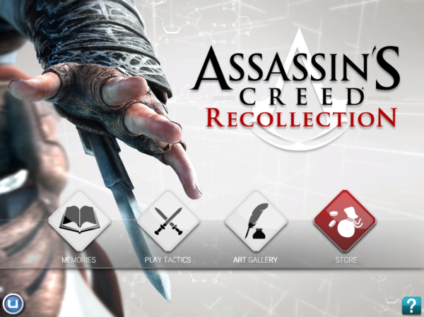 AC Recollection (App for smartphone)