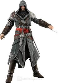 Ezio 7″ NECA