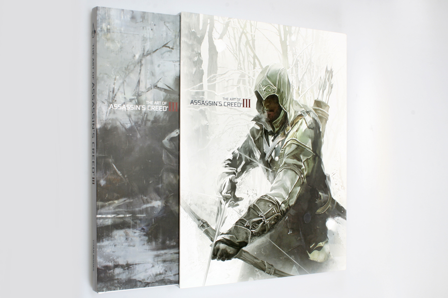 The Art of Assassin's Creed III (Limited Edition)
