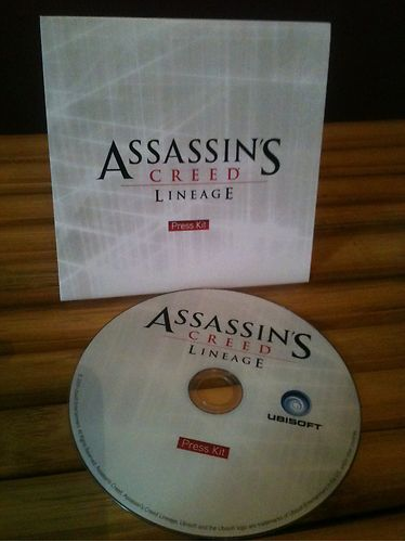"Press Kit ""Assassin's Creed Lineage"""