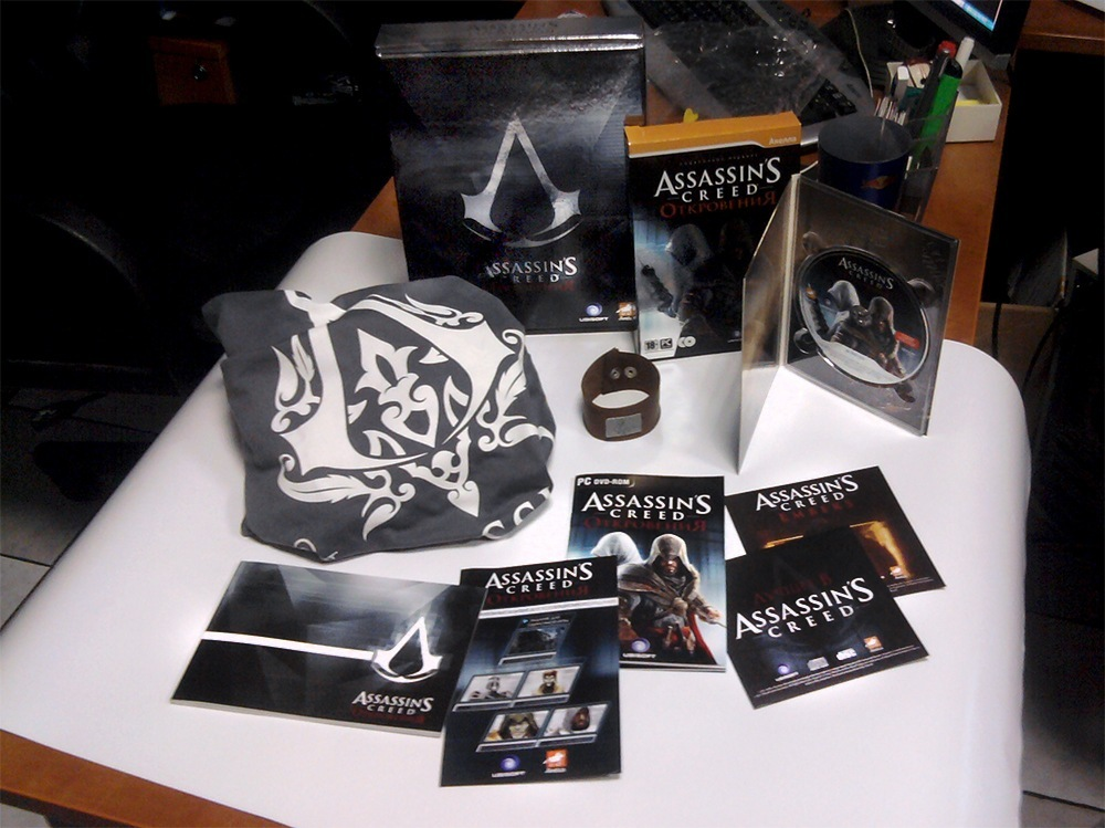 Assassin's Creed Revelations, Collector's Edition RU