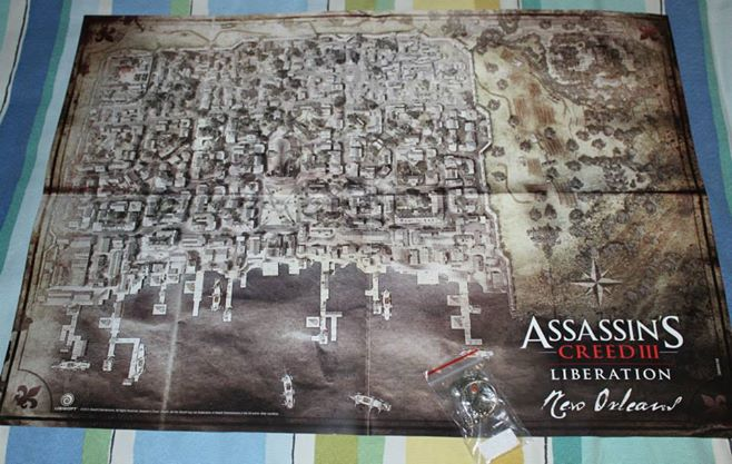 Assassin's Creed Liberation Pre-order