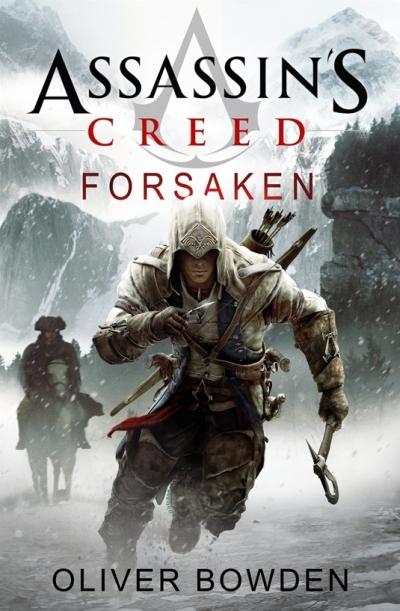 """Romanzo """"Assassin's Creed Forsaken"""""""