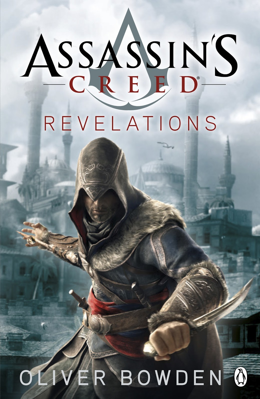 "Romanzo ""Assassin's Creed, Revelations"""