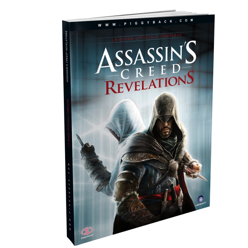 Guida strategica ufficiale di Assassin's Creed Revelations