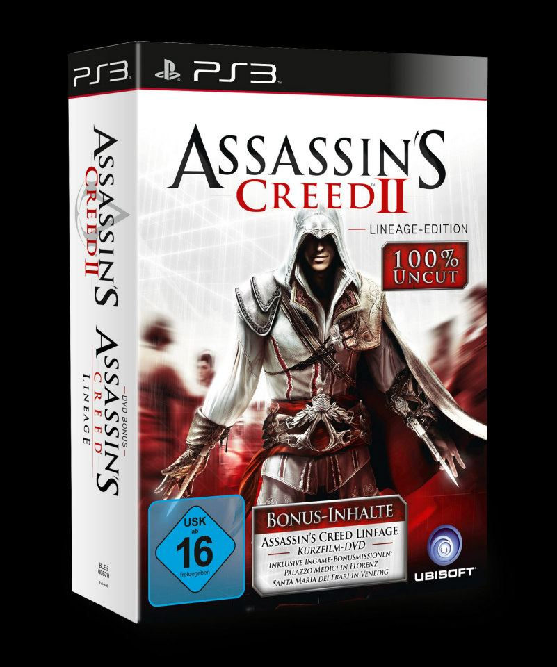 Assassin's Creed II Lineage Edition