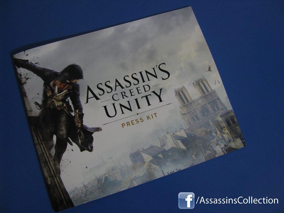 Press kit di Assassin's Creed Unity