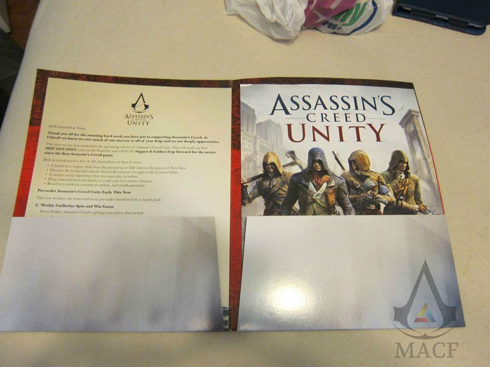 Press Kit riservato ai GameStop statunitensi