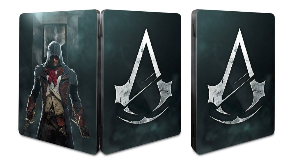 Assassin's Creed Unity – Cofanetto da Collezione Guillotine Steelbook