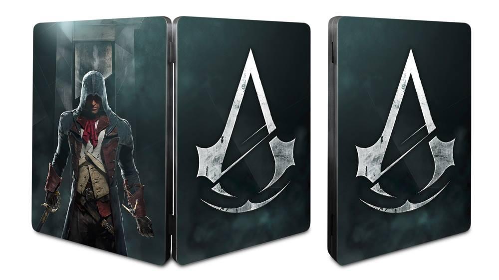 Assassin's Creed Unity – Cofanetto da Collezione Guillotine Steelbook