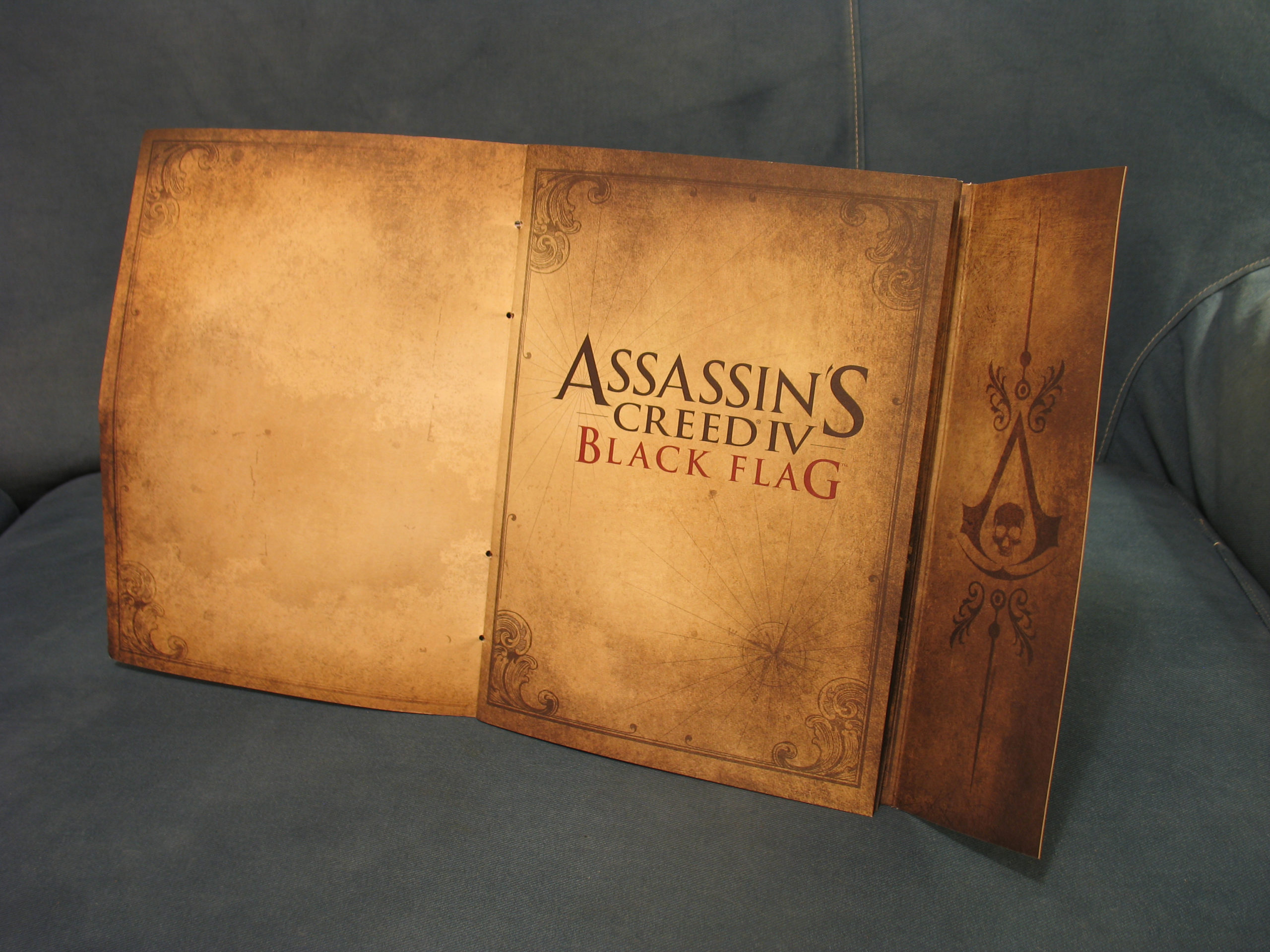 Press kit francese di Assassin's Creed IV Black Flag