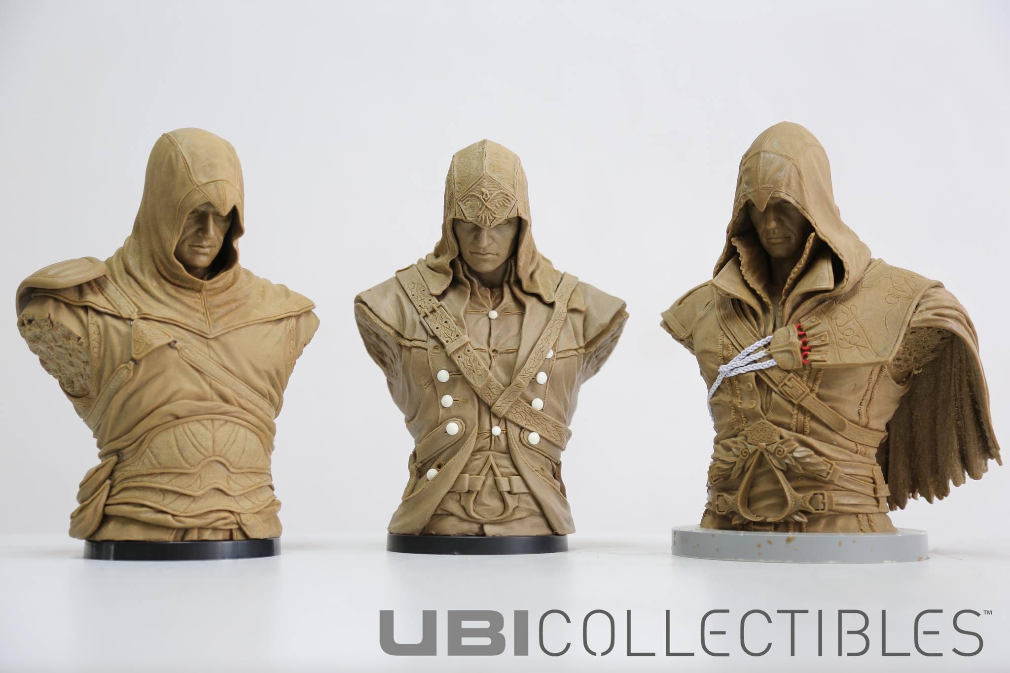 Bust Sculptures