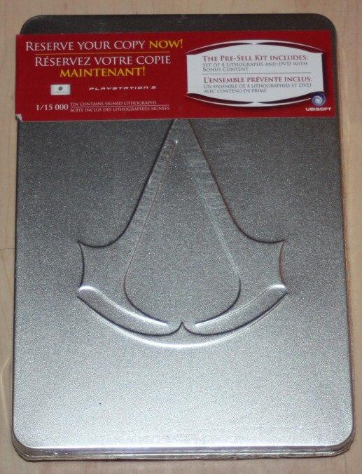 Assassin's Creed Pre-Order Canada