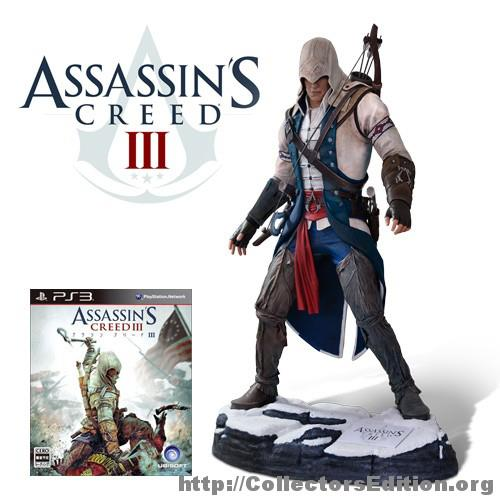 Assassin's Creed III Ultra Limited Edition