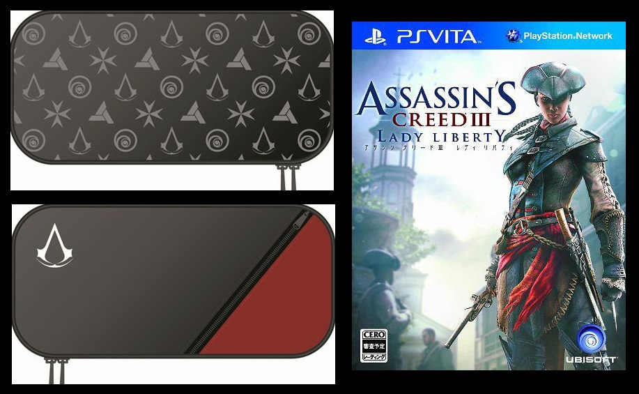 Assassin's Creed III Lady Liberty Limited Edition