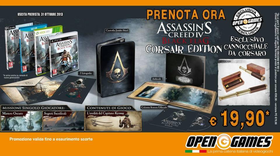Assassin's Creed® IV Black Flag™ – Corsair Edition