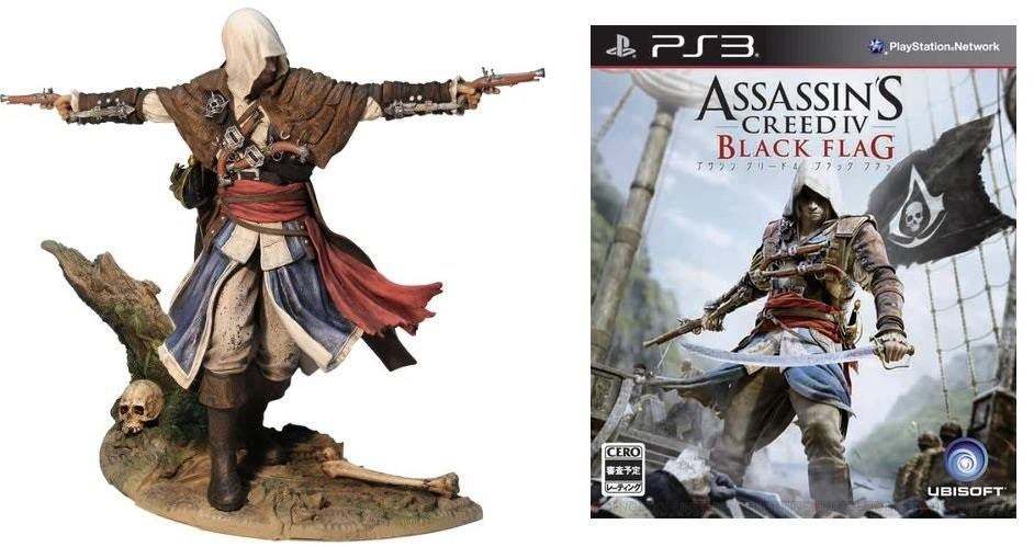 Assassin's Creed® IV Black Flag™ – Famitsu DX Pack