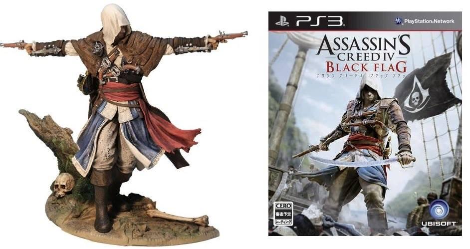 Assassin's Creed® IV Black Flag™ – Famitsu DX Pack
