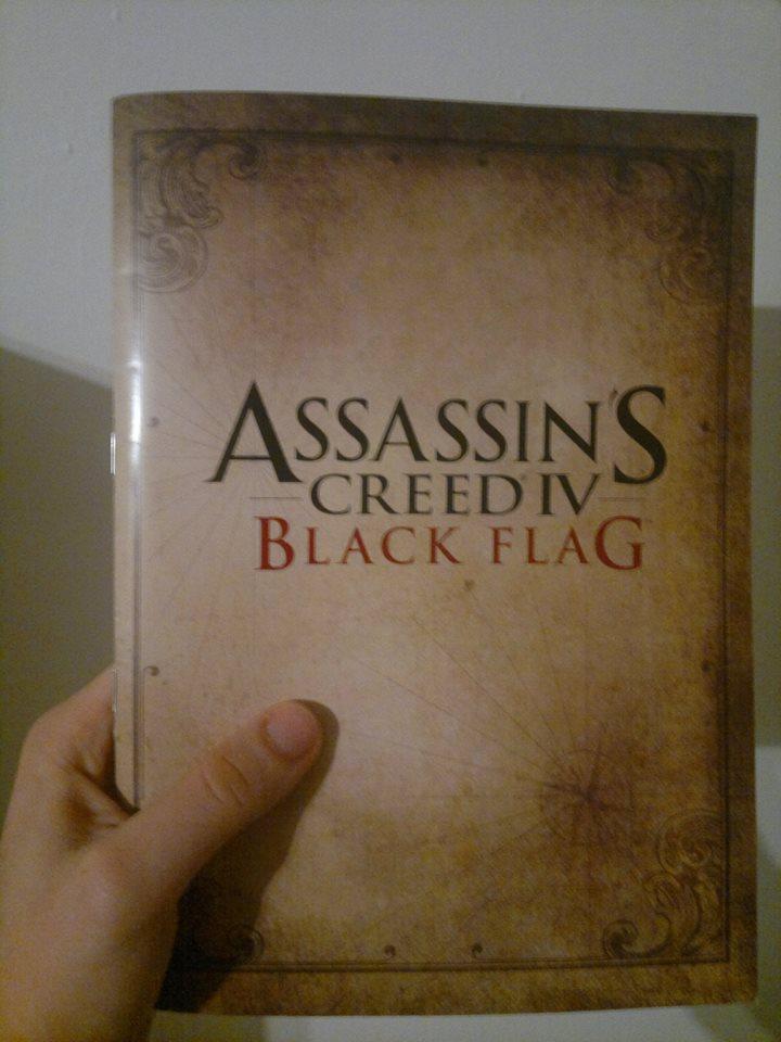 Press kit italiano di AC IV Black Flag