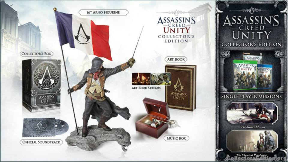 Assassin's Creed Unity – Collector Edition