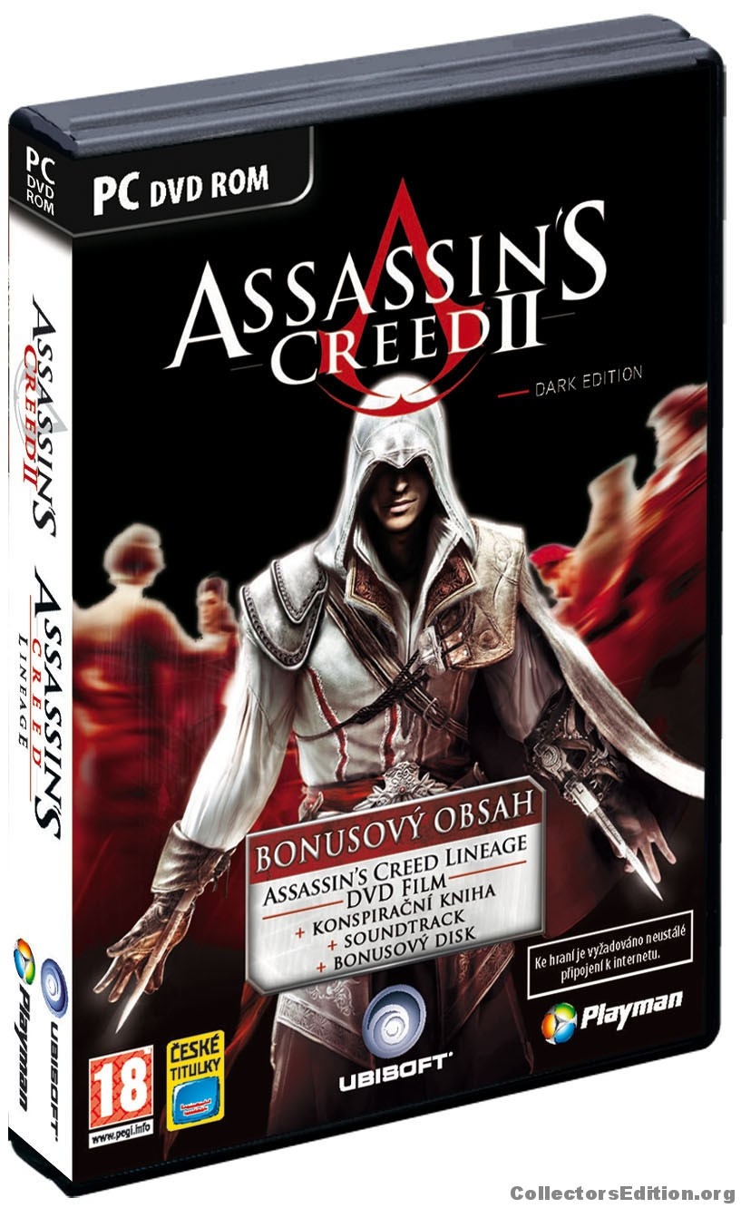 Assassin's Creed II, Dark Edition