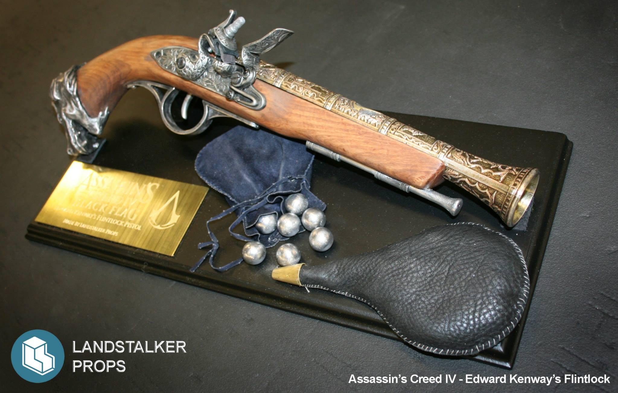 Pistola a pietra focaia – Landstalker Props