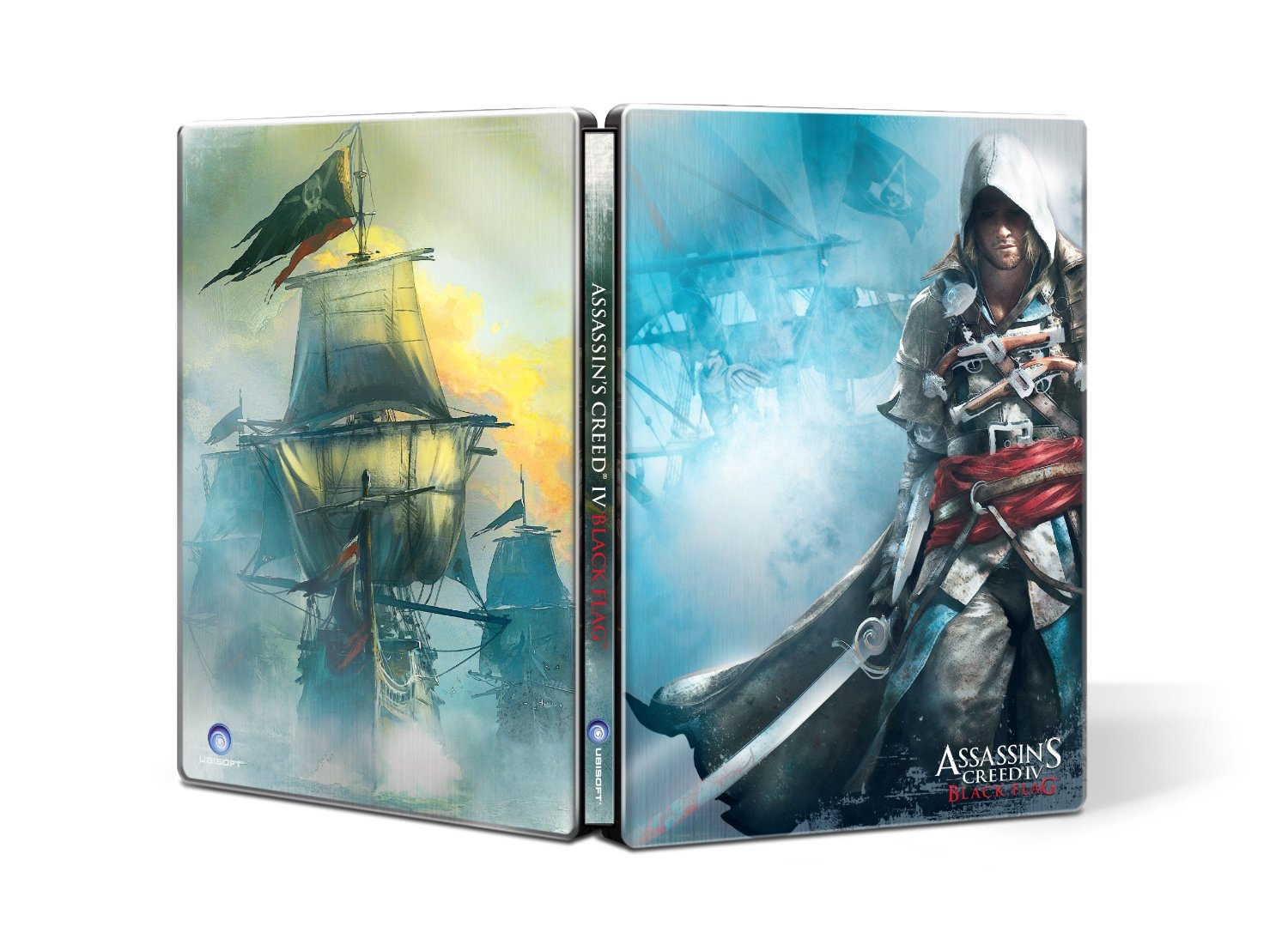 Assassin's Creed Black Flag  Steelbook