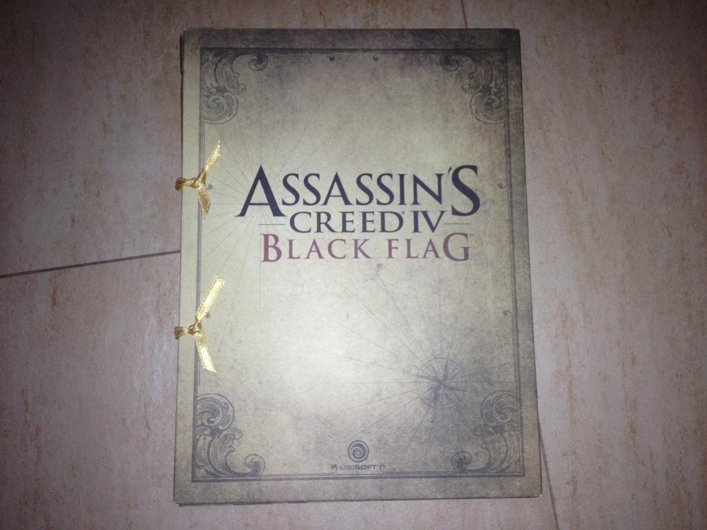 Press kit spagnolo di AC IV Black Flag