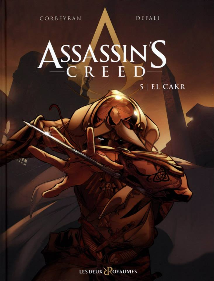 Assassin's Creed, Tome 5 – El Cakr