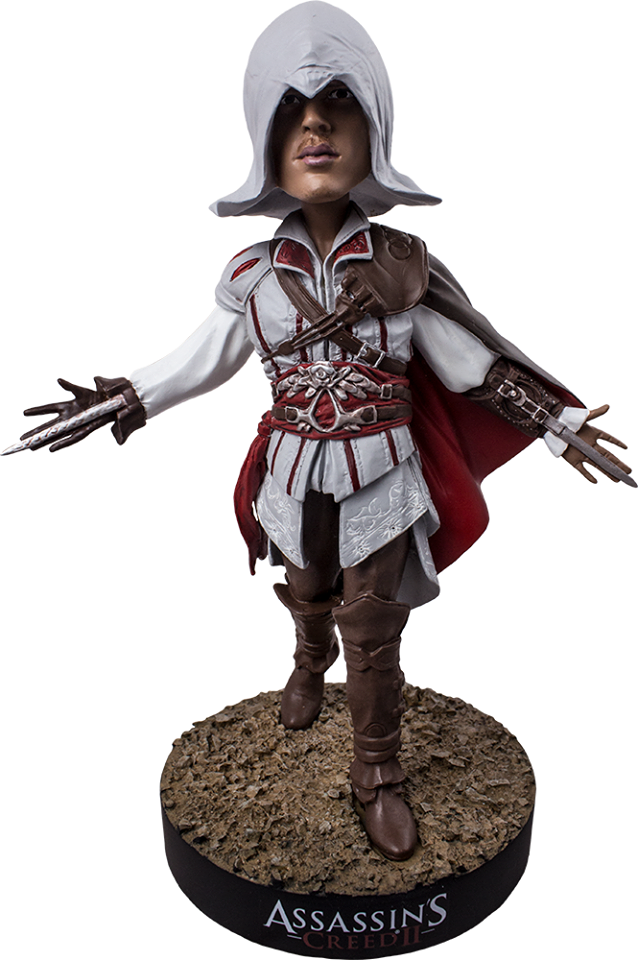 Ezio – Bobble Head