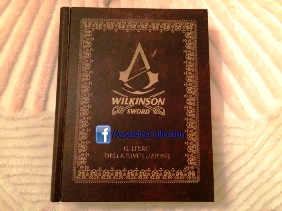 AC Unity – WILKINSON SWORD Edition