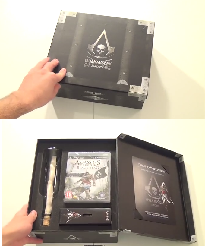 Assassin's Creed® IV Black Flag™ – Wilkinson Edition