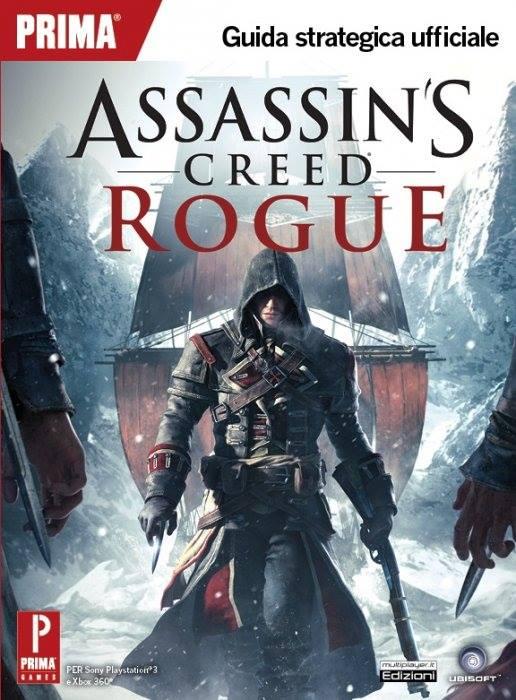 Guida ufficiale di Assassin's Creed Rogue