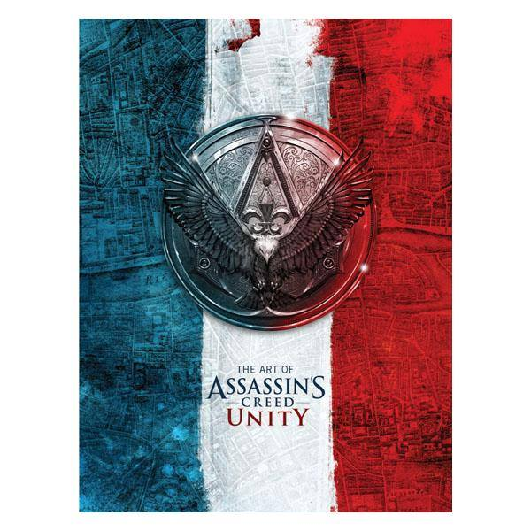 The Art Of Assassin's Creed Unity (Limited Edition Hardcover)