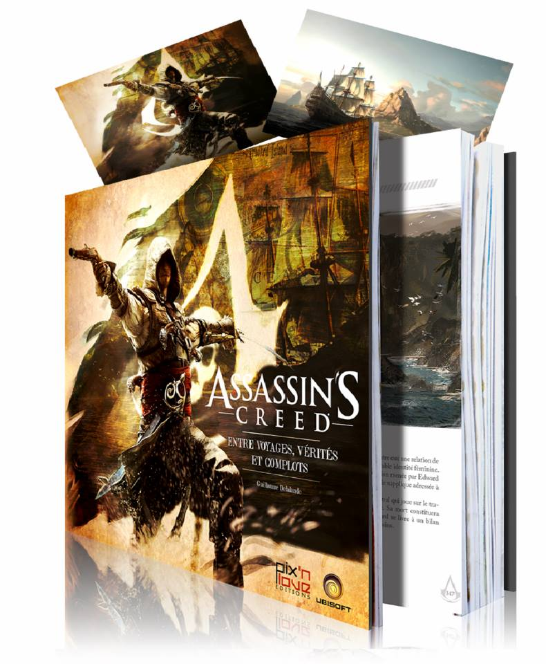 Assassin's Creed Entre Voyages