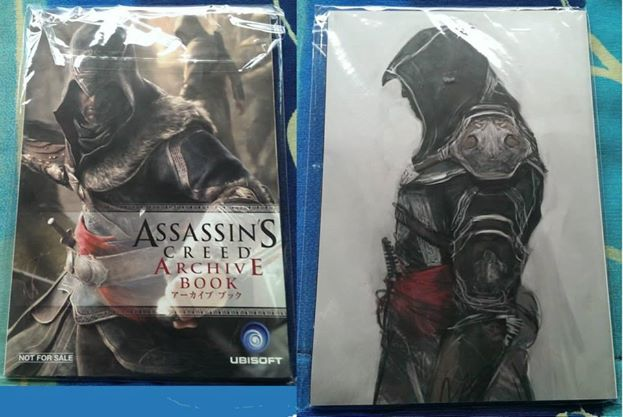 Assassin's Creed – Archive Book