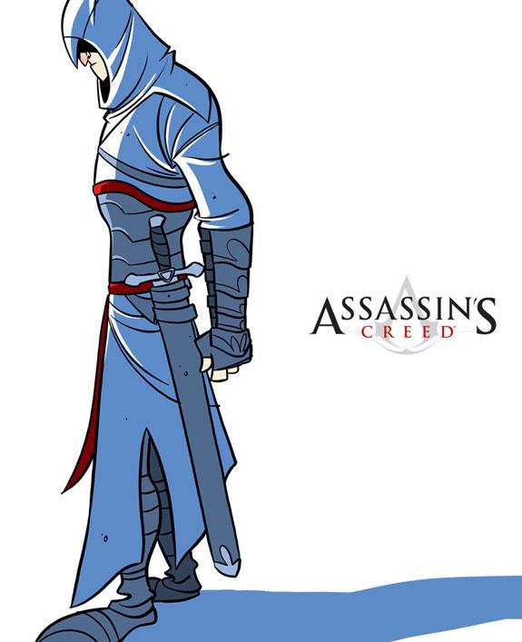 Assassin's Creed (Penny Arcade webcomic)