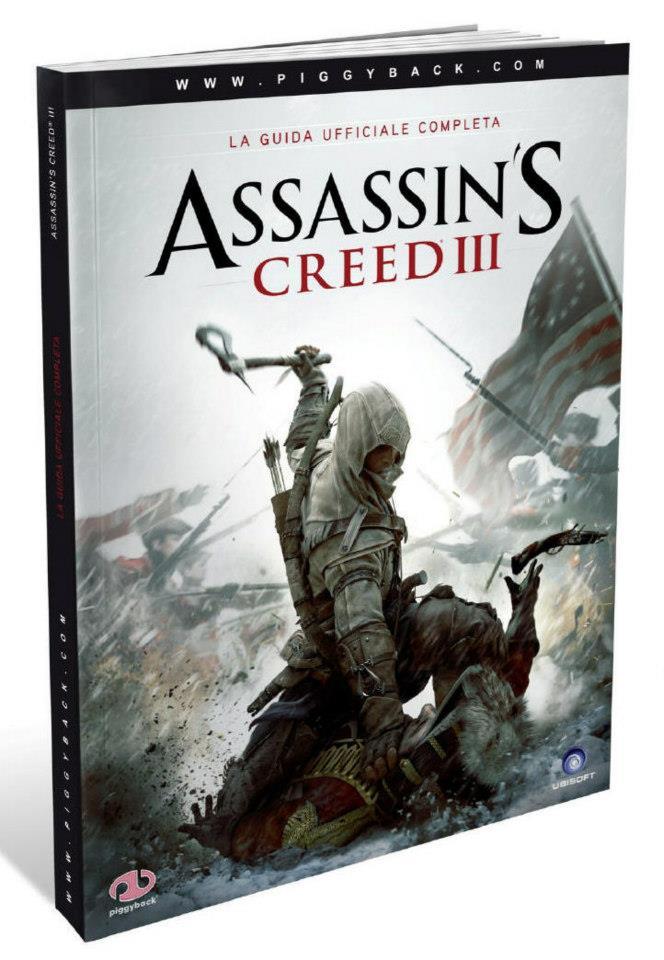 Guida ufficiale di Assassin's Creed III