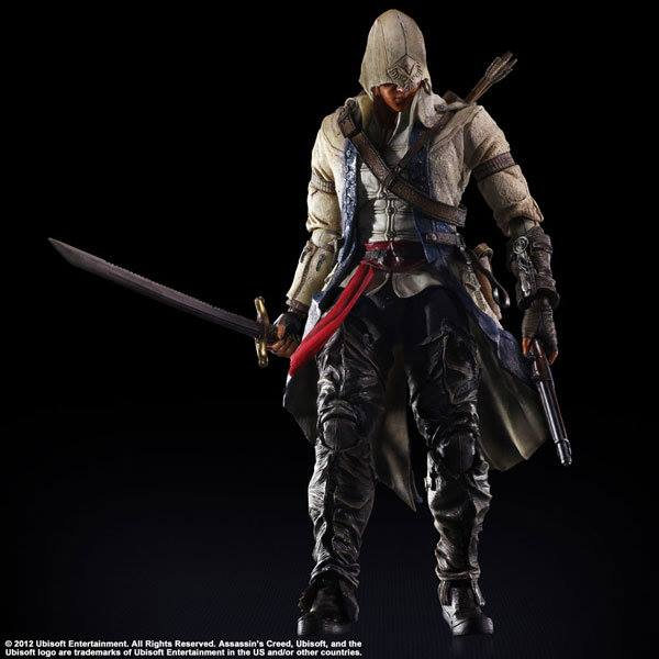 Connor Kenway PAK