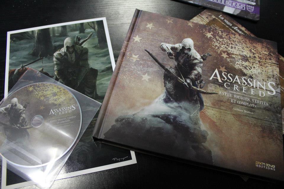 Assassin's Creed. Entre Voyages, Vérités et Complots (libro in francese)