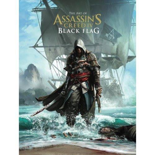 The Art of AC IV: Black Flag