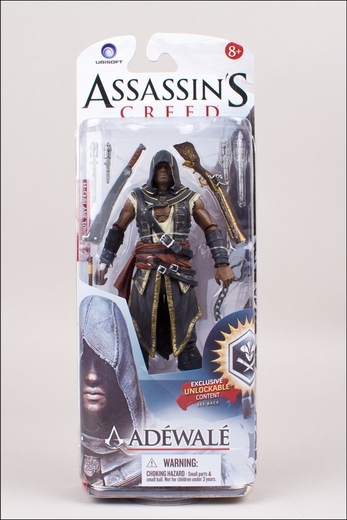 Assassin Adewale