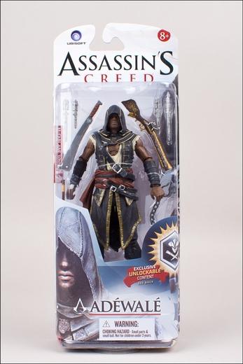 Assassin Adewale