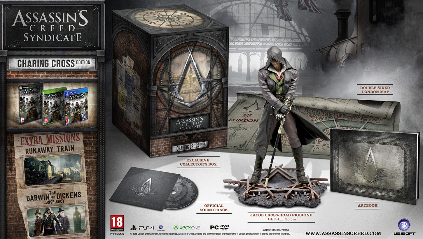 Charing Cross Edition di Assassin's Creed® Syndicate