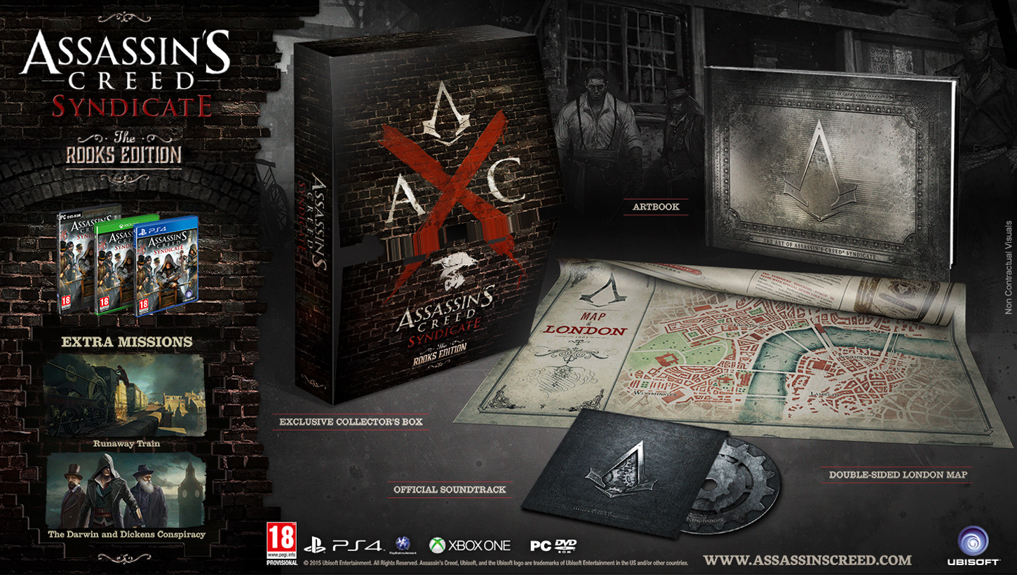 La Rooks Edition di Assassin's Creed® Syndicate