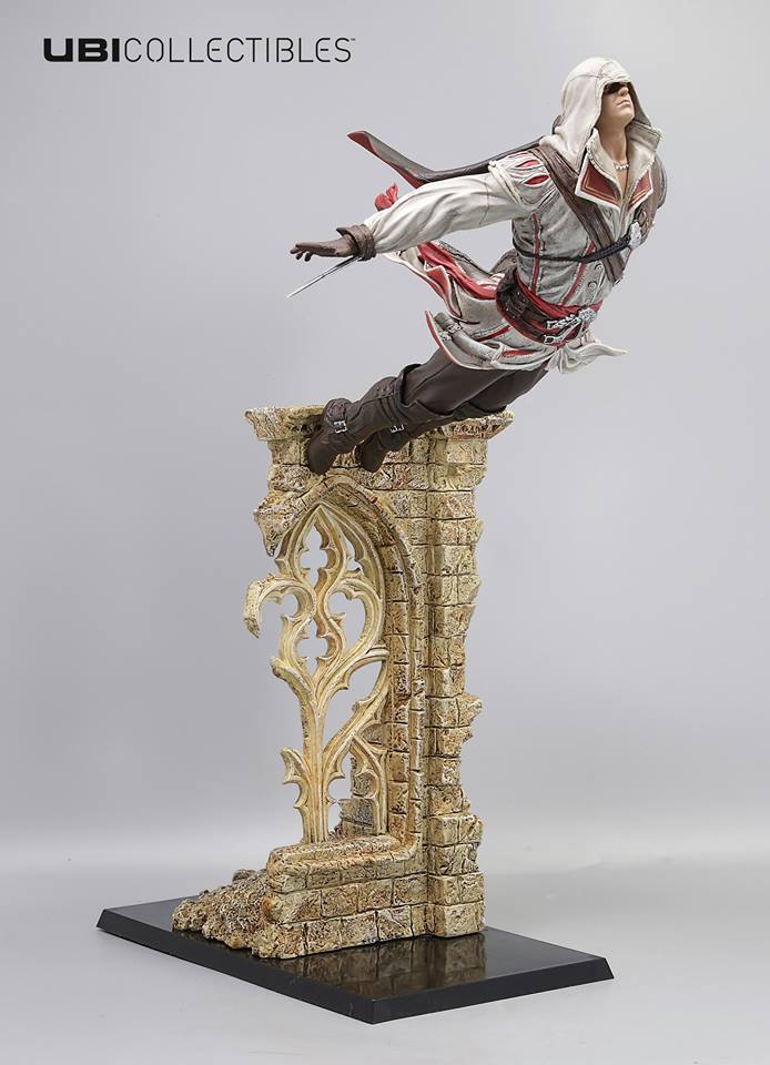 EZIO AUDITORE – Leap of Faith Figurine