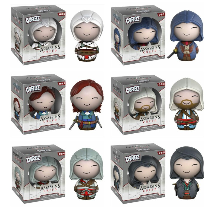 Assassin's Creed Funko Dorbz