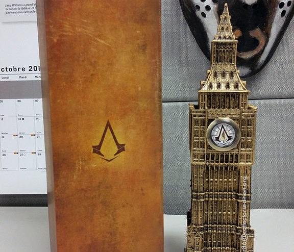 Assassin's Creed Syndicate Retail Kit