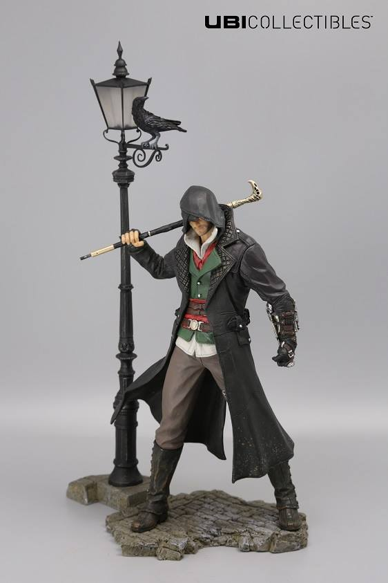JACOB FRYE The Impetuous Brother Figurine