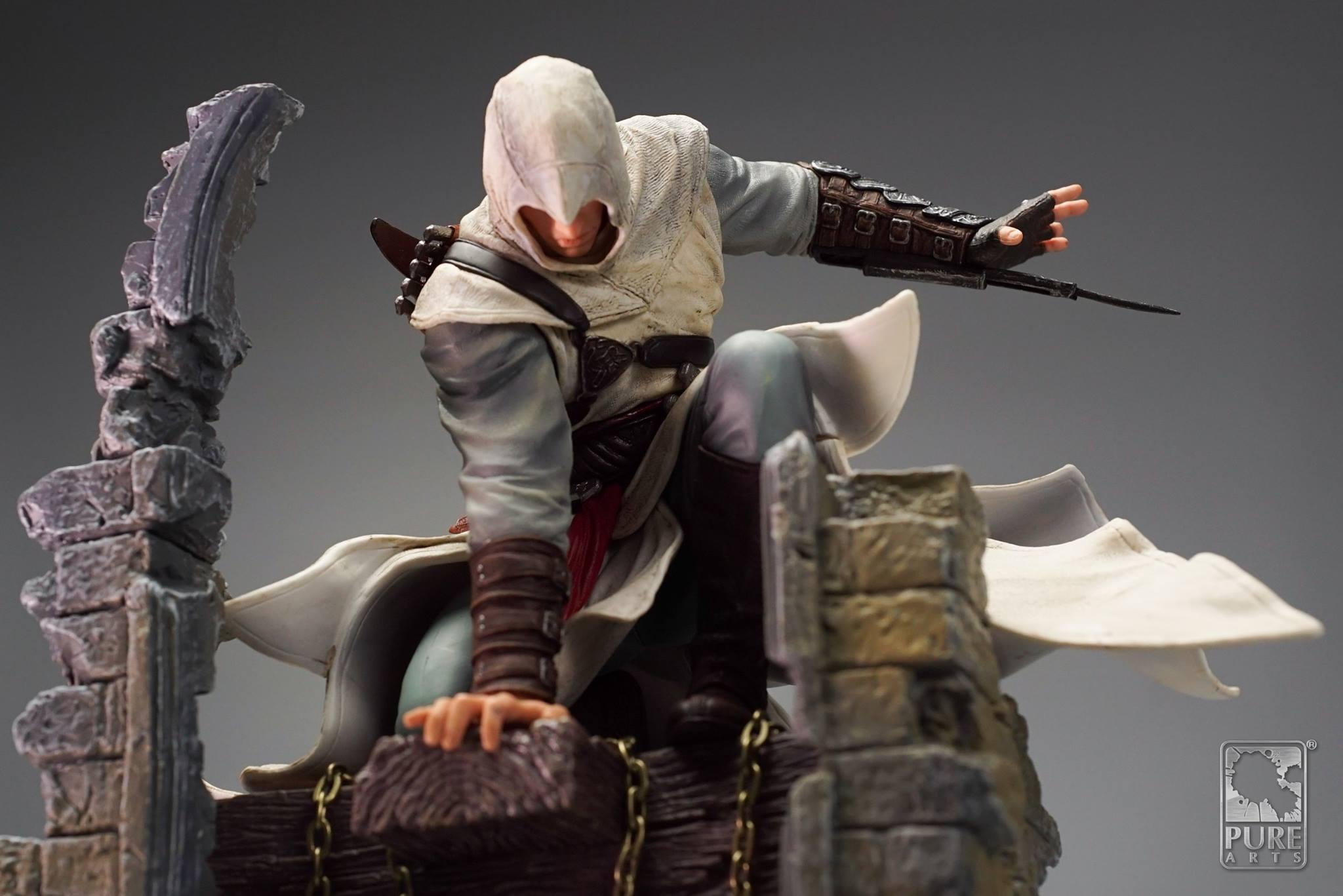 Altair The Legendary Assassin